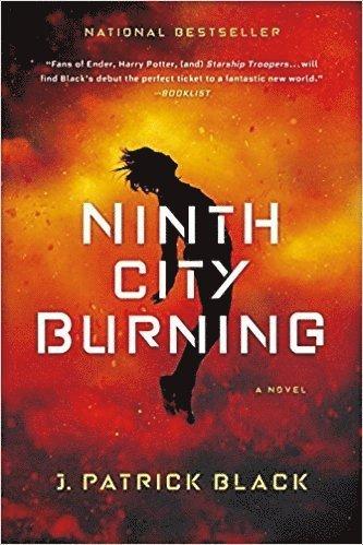 bokomslag Ninth City Burning