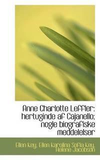 bokomslag Anne Charlotte Leffler
