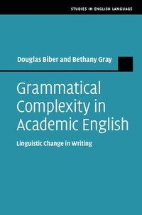 bokomslag Grammatical Complexity in Academic English