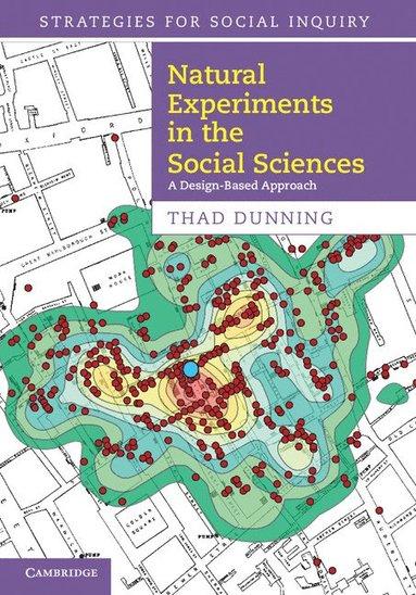 bokomslag Natural Experiments in the Social Sciences
