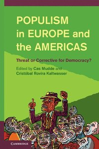 bokomslag Populism in Europe and the Americas