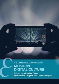 bokomslag The Cambridge Companion to Music in Digital Culture