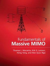 bokomslag Fundamentals of Massive MIMO