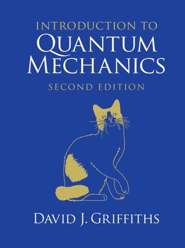 bokomslag Introduction to Quantum Mechanics
