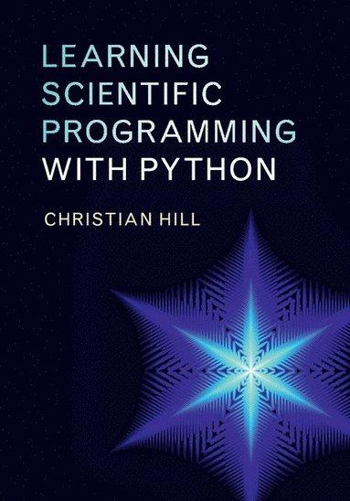 bokomslag Learning Scientific Programming with Python