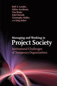bokomslag Managing and Working in Project Society