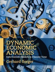 bokomslag Dynamic Economic Analysis: Deterministic Models in Discrete Time