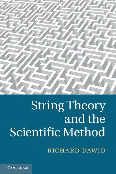 bokomslag String Theory and the Scientific Method