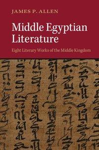 bokomslag Middle Egyptian Literature