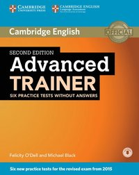bokomslag Advanced Trainer Six Practice Tests without Answers with Audio
