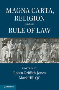 bokomslag Magna Carta, Religion and the Rule of Law