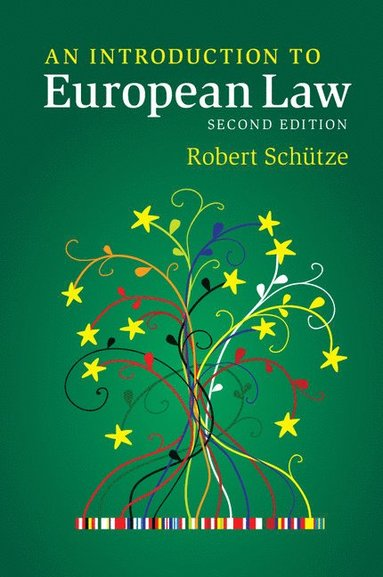 bokomslag An Introduction to European Law