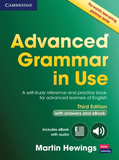 bokomslag Advanced Grammar in Use Book with Answers and Interactive eBook