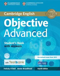 bokomslag Objective Advanced Student's Book with Answers with CD-ROM with Testbank
