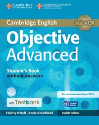 bokomslag Objective Advanced Student's Book without Answers with CD-ROM with Testbank