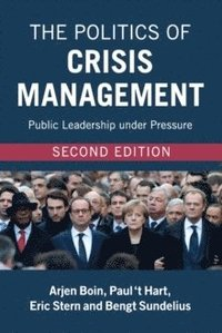bokomslag Politics of crisis management - public leadership under pressure