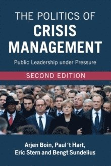 bokomslag Politics of crisis management - public leadership under pressure