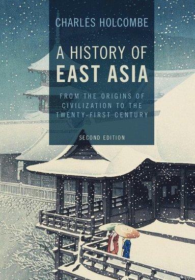 bokomslag A History of East Asia