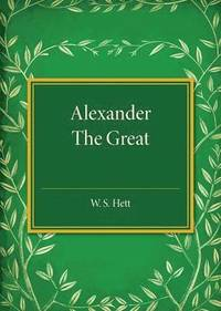 bokomslag Alexander the Great