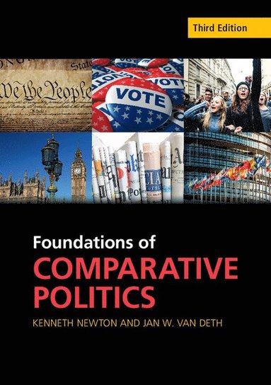 bokomslag Foundations of Comparative Politics: Democracies of the Modern World
