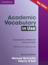 bokomslag Academic Vocabulary in Use Edition with Answers