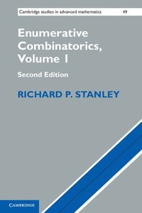 bokomslag Enumerative Combinatorics: Volume 1