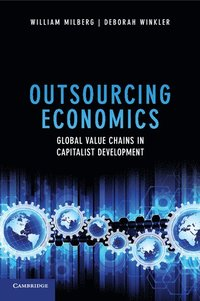 bokomslag Outsourcing Economics