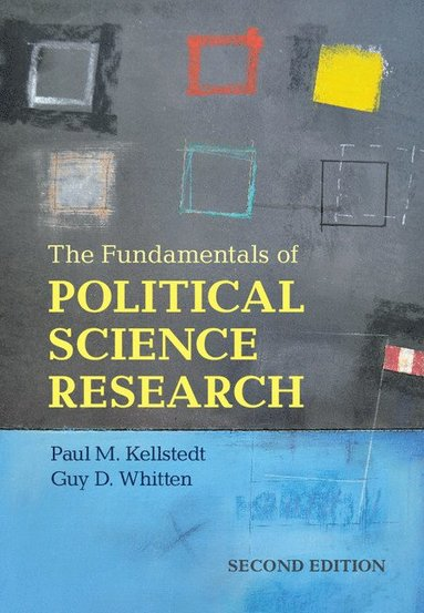 bokomslag The Fundamentals of Political Science Research