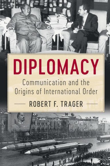 bokomslag Diplomacy - communication and the origins of international order