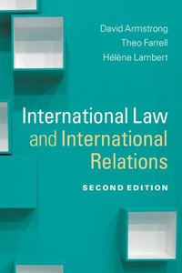 bokomslag International Law and International Relations