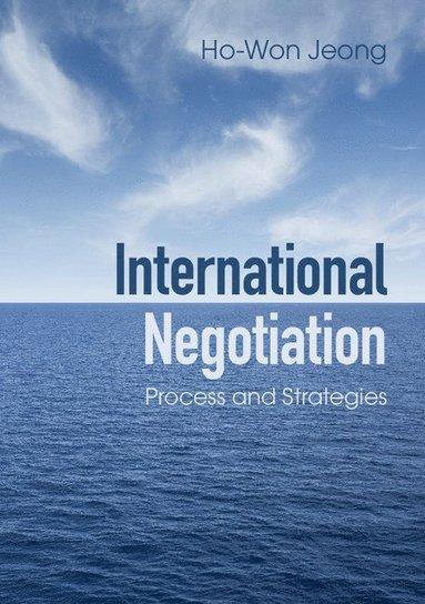 bokomslag International Negotiation