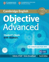 bokomslag Objective Advanced Student's Book with Answers with CD-ROM