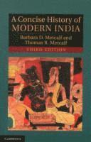 bokomslag A Concise History of Modern India