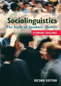 bokomslag Sociolinguistics