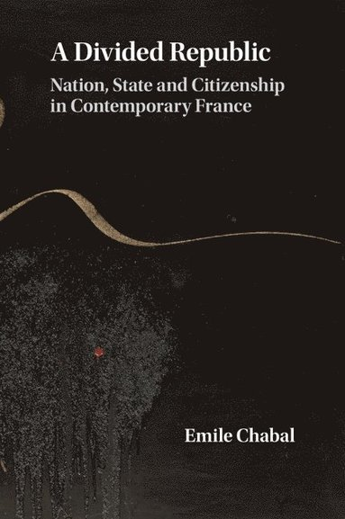bokomslag A Divided Republic: Nation, State and Citizenship in Contemporary France