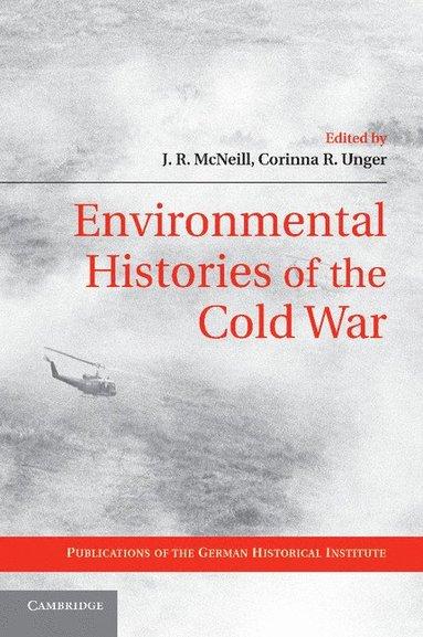 bokomslag Environmental Histories of the Cold War