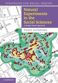 bokomslag Natural Experiments in the Social Sciences: A Design-Based Approach