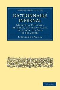 bokomslag Dictionnaire Infernal