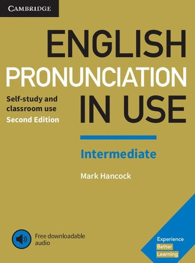 bokomslag English Pronunciation in Use Intermediate Book with Answers and Downloadable Audio