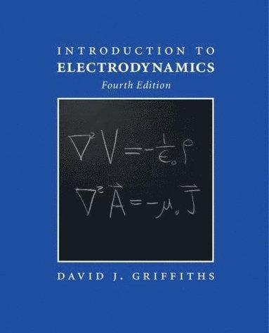 bokomslag Introduction to Electrodynamics