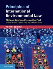 bokomslag Principles of International Environmental Law