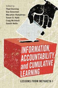 bokomslag Information, Accountability, and Cumulative Learning