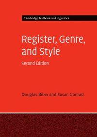 bokomslag Register, Genre, and Style