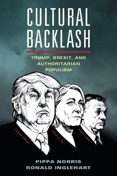 bokomslag Cultural Backlash: Trump, Brexit, and Authoritarian Populism