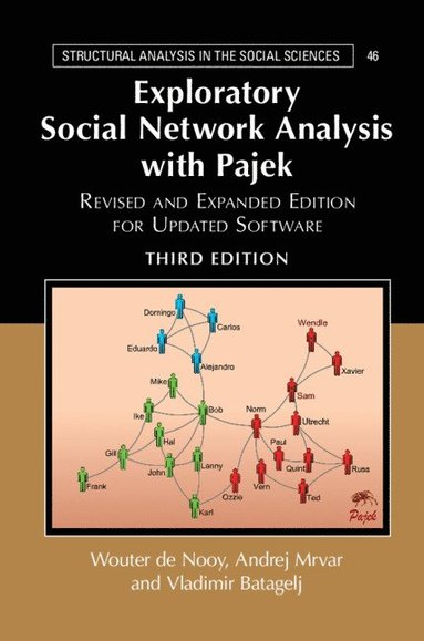 bokomslag Exploratory Social Network Analysis with Pajek