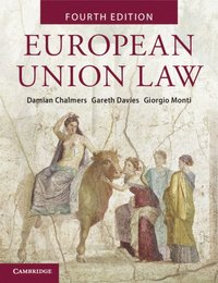 bokomslag European Union Law: Text and Materials