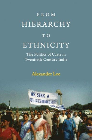 bokomslag From Hierarchy to Ethnicity