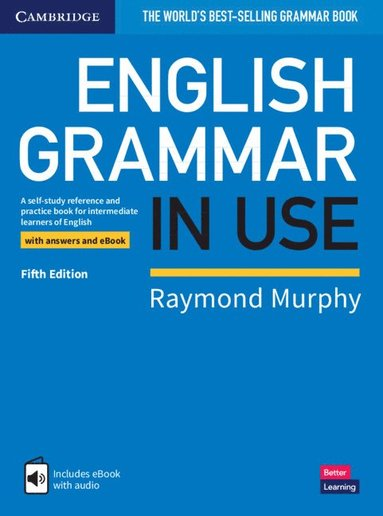 bokomslag English Grammar in Use Book with Answers and Interactive eBook