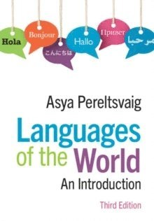 bokomslag Languages of the World 3 Ed - An Introduction