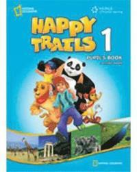 bokomslag Happy Trails 1: Pupils Book with Key